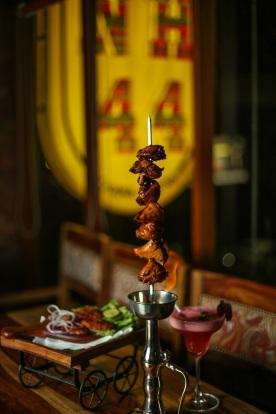 Sword Kebab